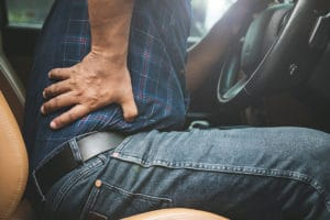 I've Been in a Car Accident - Is There a Back Pain Specialist Near Me